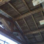 Tetti in legno per porticati ed edifici