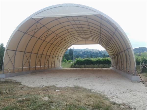 tunnel agricolo biotec coperture