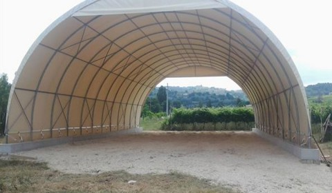 Tunnel Agricolo 2