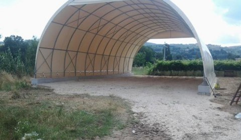 Tunnel Agricolo 1